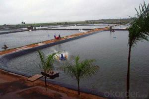 EPDM  Rubber Waterproof Membrane for Ponds with 1.0mm/1.2mm/1.5mm