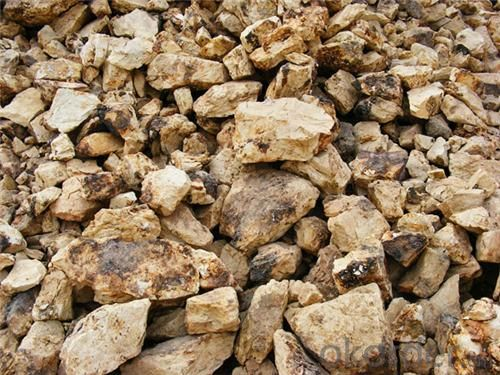 White Fused Alumina sand ,Alumina Fused Refractory ,Bauxite Price of  CNBM in China