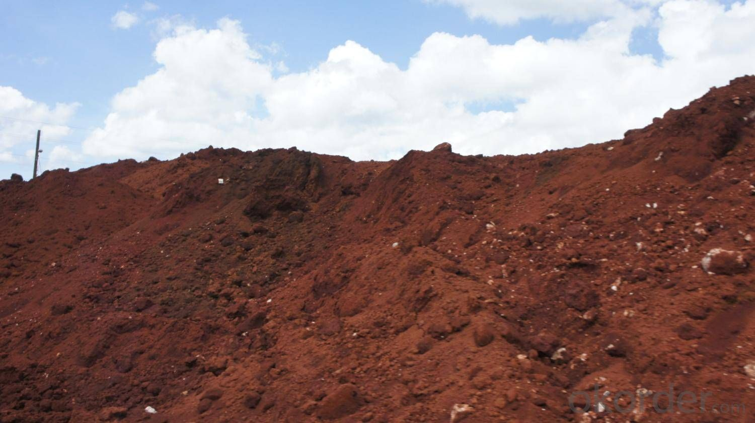 Bauxite Material Sand Brown Fused Alumina of  CNBM in China