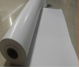 Solar Backsheet.White Black and Blue.TPT TPE PPE for PV Module,1100*0.3mm.High Quality. Hot Sales.