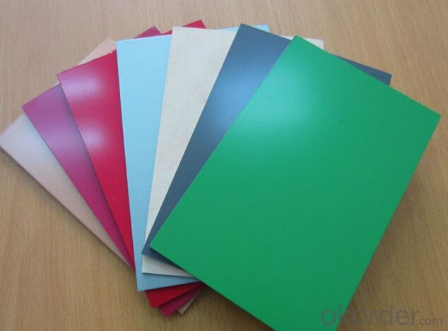 Wall Decoration Panel 4mm PVDF Coating Aluminum Composite Panel-aluminum