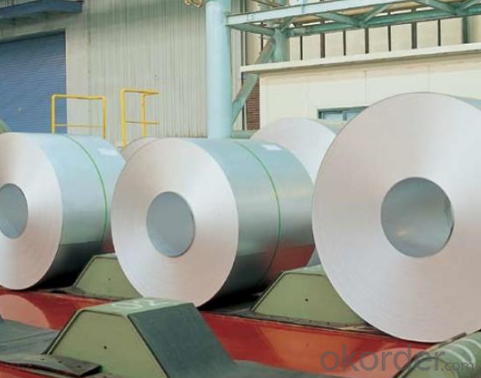Galvanized Steel Coil Hold Rolled Extra High-strength CNBM