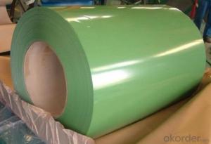Hot-Dip Galvanized Steel Coil RL9016 CNBM