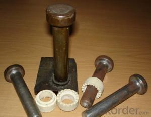 Cheese Head Shear Connector with Ceramic Ferrule (RLSM-20120927)