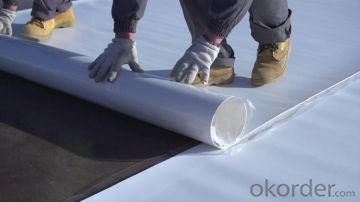Self Adhesive TPO Membrane Single-ply Roofing System