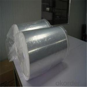 Aluminum Foil Laminated Cryogenic Insulation Paper for Dewar