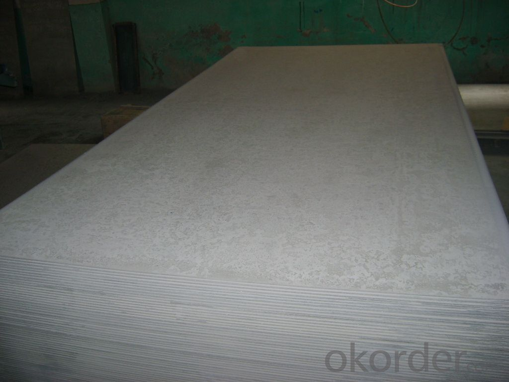 Colorful Fiber Cement Board for External Wall