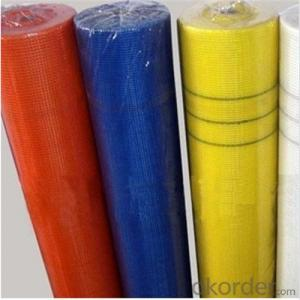 Fiberglass Mesh Fabric Construction Reinforcement