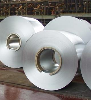CS Type C ASTM A653 Hot-Dip Zinc-Coated Steel Coil CNBM