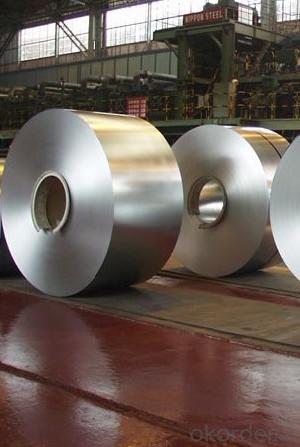 DIN EN 10346 Hot-Dip Galvanized Steel Coil  for cold forming good use CNBM