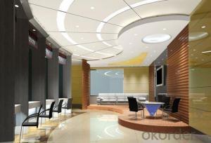 Acoustic Mineral Fiber Ceiling Board/Mineral Fiber Ceiling Tile