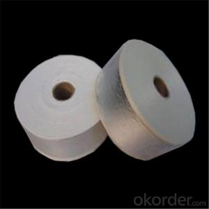 Aluminum Foil Laminated Cryogenic Insulation Paper for Cryogenic Piping System,