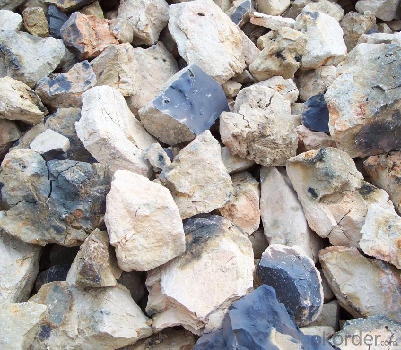 Calcined Bauxite 50/55/65/70/75/80/85/86/87% Alumina Content