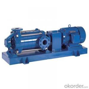 Axial Split Chemical Pumps and Green One