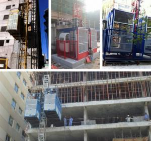 Building Hoist Intermediate Speed  (SCD200/Z)