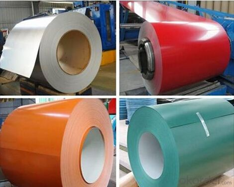 Color Coated Steel Sheet (ASTM A755) for Constructions