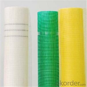 Fiberglass Mesh Fabric External Wall Insulating Alkali