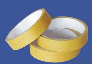 Economy Grade non-critical Applications Yellow Masking Tape
