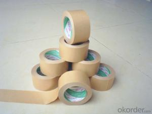 Brown Color Sel-Adhesive Kraft Paper Tape