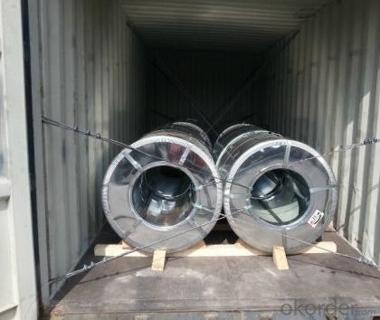HSLAS Type B ASTM A653 Hot-Dip Zinc-Coated Steel Coil CNBM