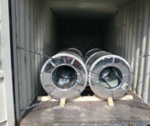 HSLAS Type B  A653 Hot-Dip Zinc-Coated Steel Coil CNBM