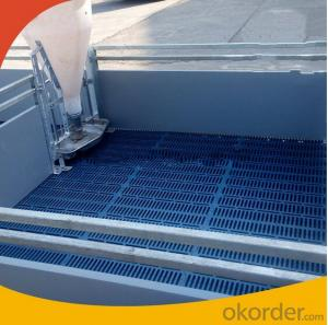 Galvanized Weaning Crate or Stall for Piglets or Calves 1.5*1.8m