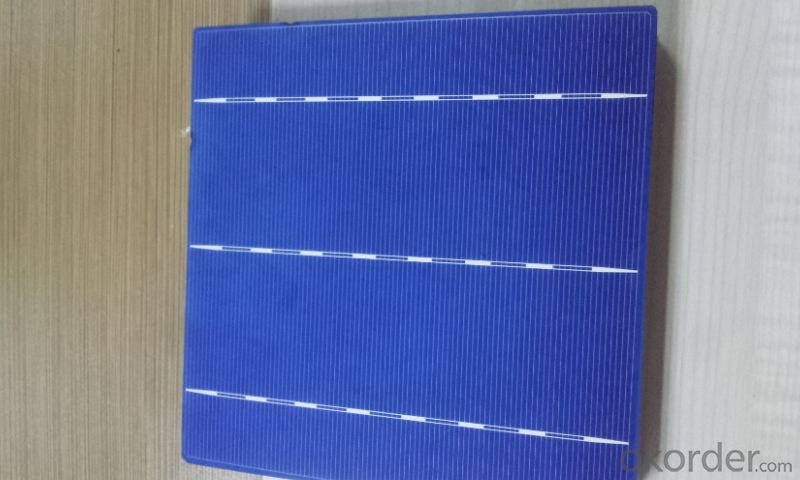 Polycrystalline Solar Cells-Tire 1 Manufacturer in China-17.40%