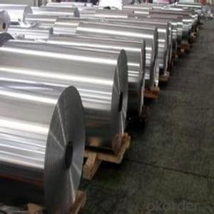 Aluminum Continous Coil in Short of Alu CC Coil