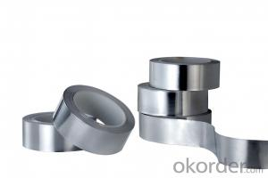 Synthetic Rubber Based Aluminum Foil Tape