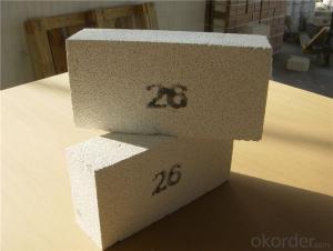 Mullite Insulating Brick for Furnaces and Kilns(DJM26)