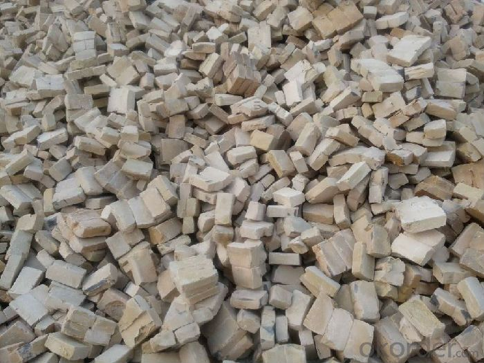 82% Size 200Mesh of Rotary Kiln Calcined Bauxite for High-Alumina Cement of  CNBM in China