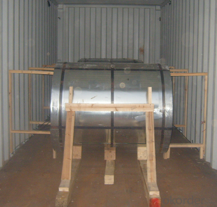 HSLAS Type A ASTM A653 Hot-Dip Galvanized Steel Coil CNBM