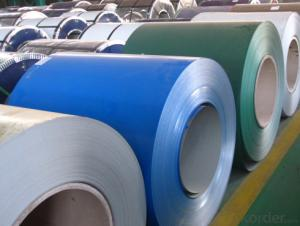 Hot-Dip Galvanized Steel Coil RAL9016 CNBM