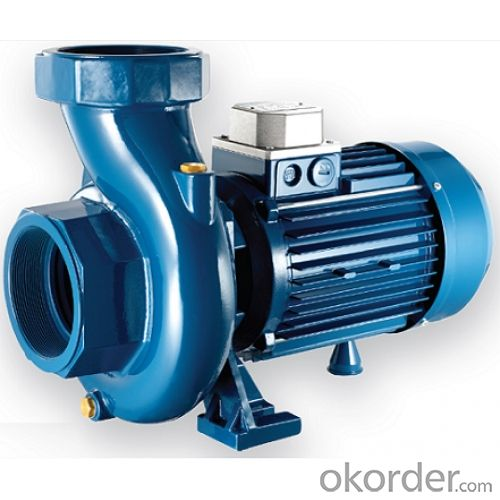Low Noise Multistage Centrifugal Pump Product