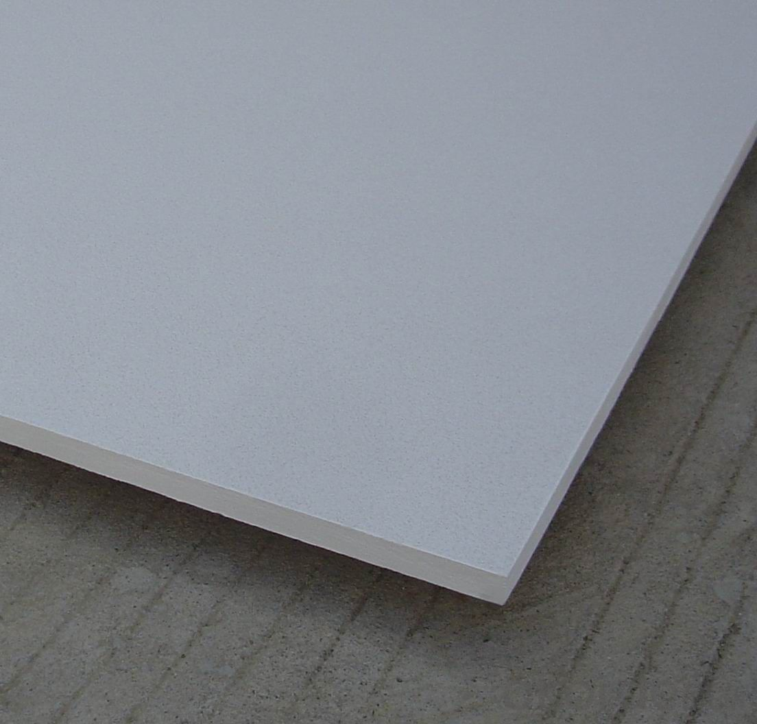 Fiberglass Felt Ceiling Attractive Acoustics