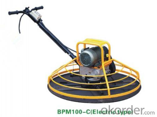 Power Trowel BPM100-C  Electric Type