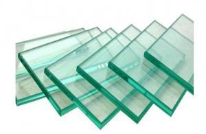 Glass for Flat Solar  Original Piece of Glass 4.0mm-2500*985 etc.