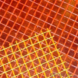Fiberglass Mesh Cloth Reinforcement Concrete Fiberglass Material
