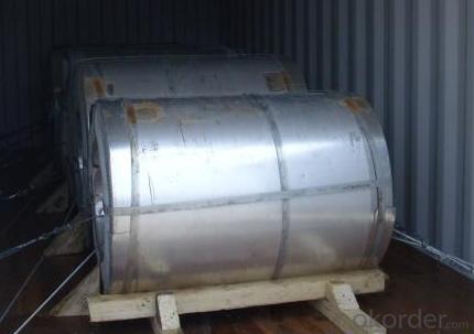 Type D ASTM A653 Hot-Dip Galvanized Steel Coil CNBM