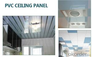 Building Material SGS Certified Laminated Ceiling pvc
