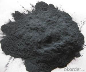 SiC 98.5% Refractory & Abrasive materials green/black silicon carbide