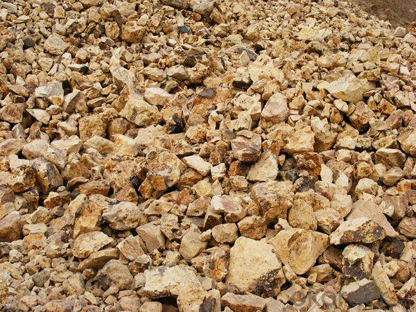 Metallurgical Grade Bauxite/Aluminium Soil of CNBM in China