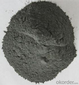 Min 98.5% Sic Silicon Carbide for Metallurgical