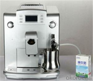 Fully Automatic Espresso Machine with CE Approved Intelligent Coffee Machine