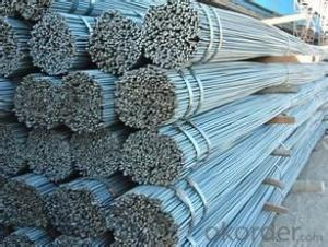 Steel Reinforcing Rebar for Construction Usage