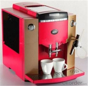 Coffee Espresso MachineFully Automatic Espresso Machine Made in China with Good Quolity