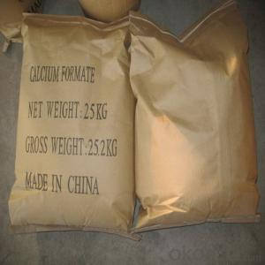Calcium Formate  Concrete Additive from CNBM