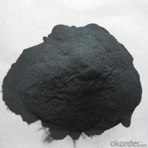High Purity SiC for Refractory Black Color