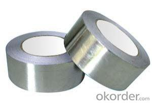 Synthetic Rubber Based Aluminum Foil Tape Price