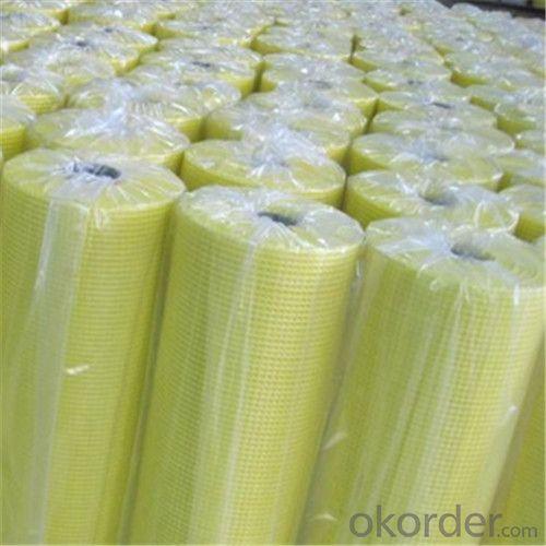 Fiberglass Mesh Cloth Leno Alkali Resistant